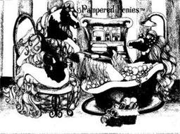 PAMPERED PONIES