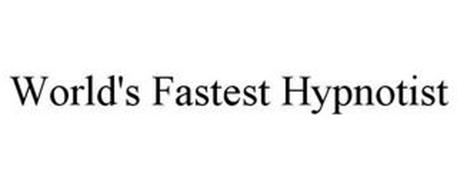 WORLD'S FASTEST HYPNOTIST