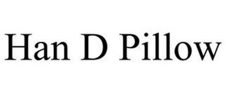 HAN D PILLOW