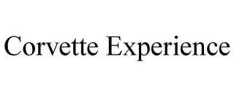 CORVETTE EXPERIENCE