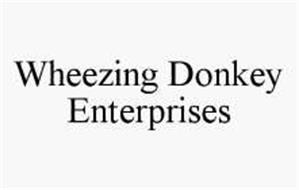 WHEEZING DONKEY ENTERPRISES