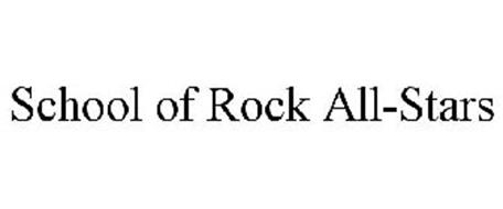 SCHOOL OF ROCK ALL-STARS