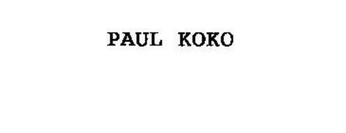 PAUL KOKO
