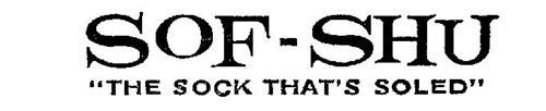 "SOF-SHU ""THE SOCK THAT'S SOLED"""