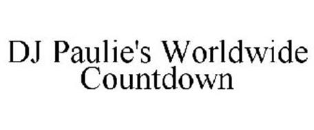 DJ PAULIE'S WORLDWIDE COUNTDOWN