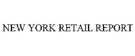 NEW YORK RETAIL REPORT