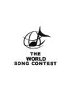 THE WORLD SONG CONTEST