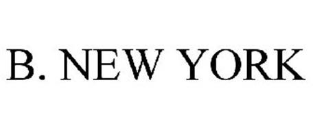 B. NEW YORK