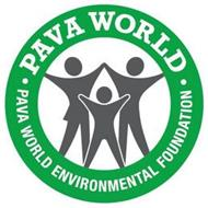 PAVA WORLD · PAVA WORLD · ENVIRONMENTAL FOUNDATION