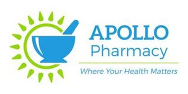 APOLLO PHARMACY WHERE YOUR HEALTH MATTERS