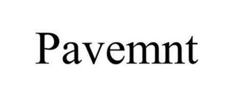 PAVEMNT