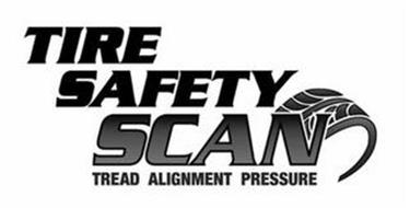 TIRE SAFETY SCAN TREAD ALIGNMENT PRESSURE