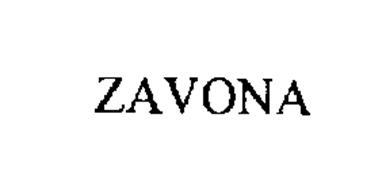 ZAVONA