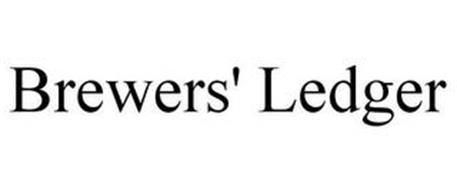 BREWERS' LEDGER