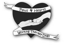 PAWS 4 HEARTS WORKING THERAPY DOGS