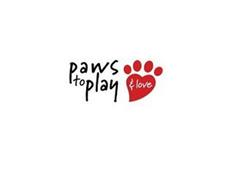 PAWS TO PLAY & LOVE