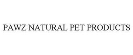 PAWZ NATURAL PET PRODUCTS
