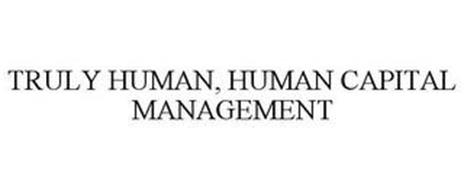 TRULY HUMAN, HUMAN CAPITAL MANAGEMENT