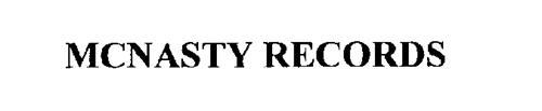 MCNASTY RECORDS