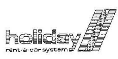 HOLIDAY RENT-A-CAR SYSTEM