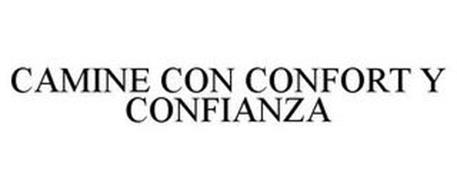 CAMINE CON CONFORT Y CONFIANZA
