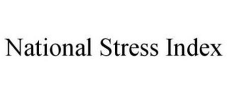 NATIONAL STRESS INDEX