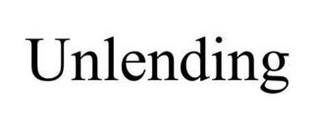 UNLENDING