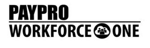 PAYPRO WORKFORCE ONE