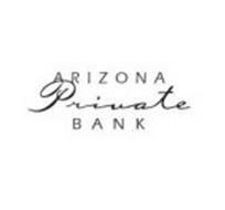 ARIZONA PRIVATE BANK