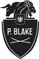 P. BLAKE