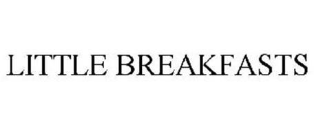 LITTLE BREAKFASTS