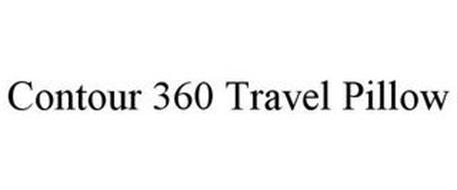 CONTOUR 360 TRAVEL PILLOW
