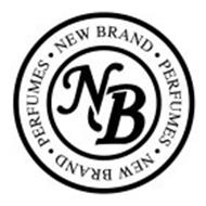 NB · NEW BRAND · PERFUMES · NEW BRAND · PERFUMES ·