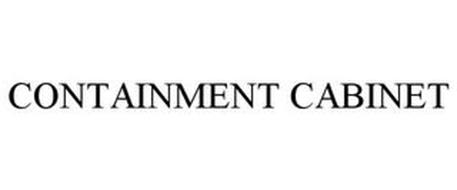 CONTAINMENT CABINET