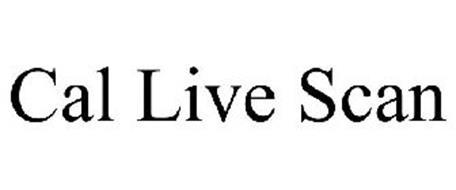 CAL LIVE SCAN