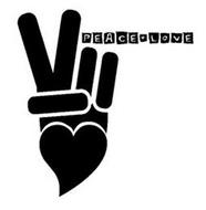 PEACE+LOVE