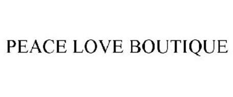 PEACE LOVE BOUTIQUE