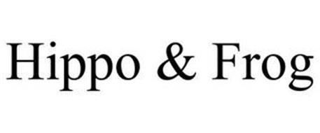 HIPPO & FROG