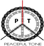 P T PEACEFUL TONE