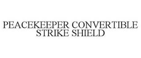 PEACEKEEPER CONVERTIBLE STRIKE SHIELD