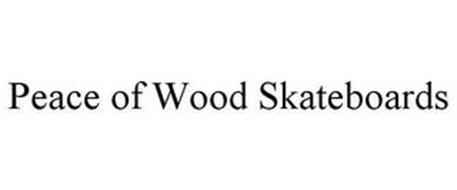 PEACE OF WOOD SKATEBOARDS