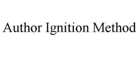 AUTHOR IGNITION METHOD