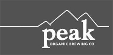 PEAK ORGANIC BREWING CO.