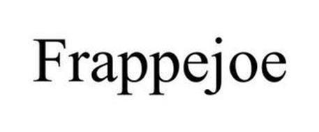 FRAPPE JOE