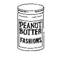 PEANUT BUTTER FASHIONS