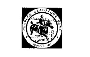 PEAPACK GLADSTONE BANK FOUNDED 1921