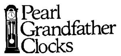 PEARL GRANDFATHER CLOCKS