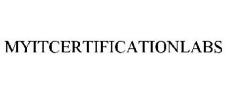 MYITCERTIFICATIONLABS