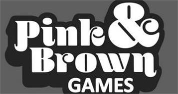 PINK & BROWN GAMES