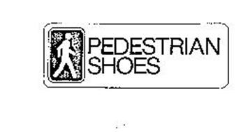 PEDESTRIAN SHOES